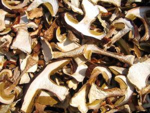 Сушеные белые грибы в интернете с доставкой